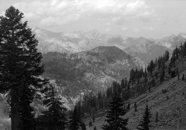 Photograph - Trinity Alps #1 by Ben Upham III
