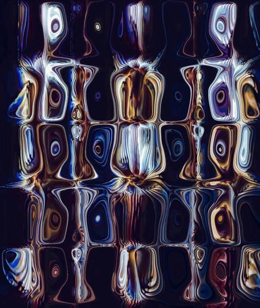 Digital Art - Trinity by Amanda Moore