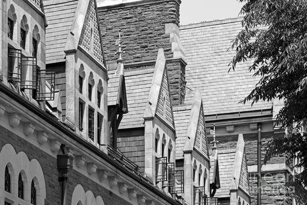 Photograph - Trinity College Gables by University Icons