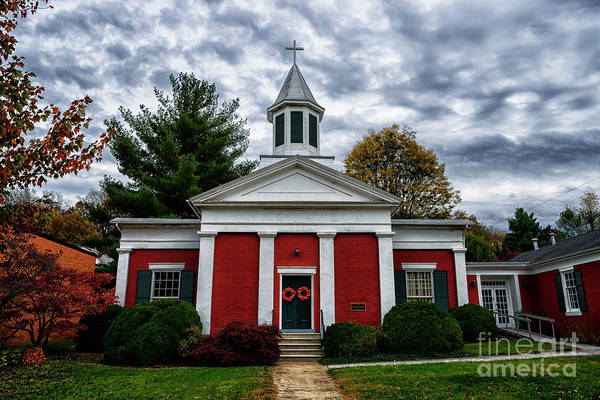Photograph - Trinity Episcopal Church by Thomas R Fletcher