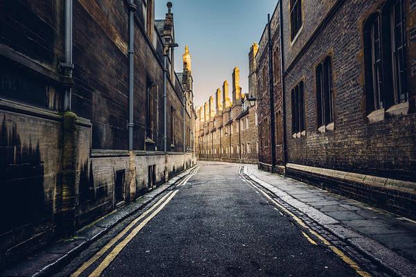 Photograph - Trinity Lane by James Billings