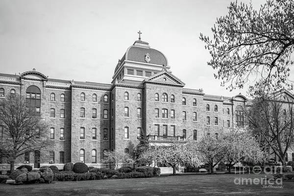 Photograph - Trinity Washington University Main Hall by University Icons