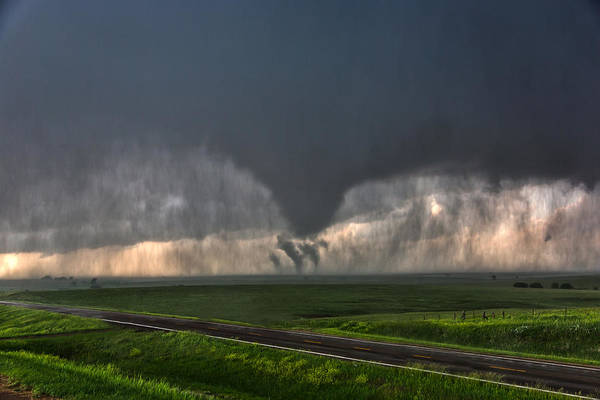 Photograph - Tripple Vorticies by James Menzies