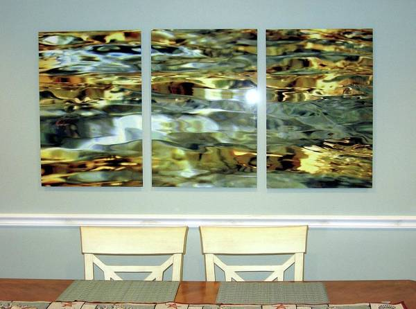 Digital Art - Triptych  by Dale Ford