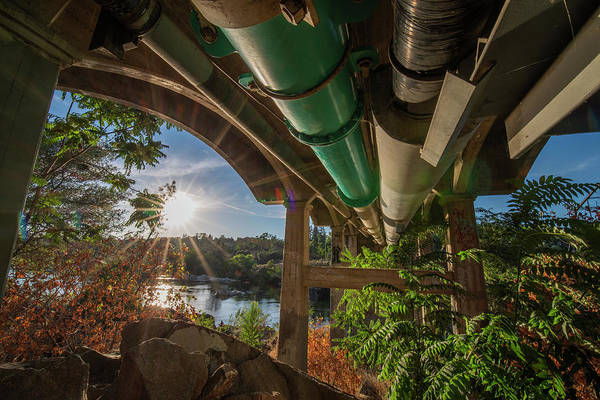 Photograph - Trolling Under The Bridge by Jonathan Hansen