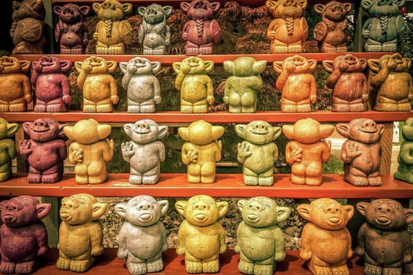 Troll Photograph - Trolls by Art Spectrum