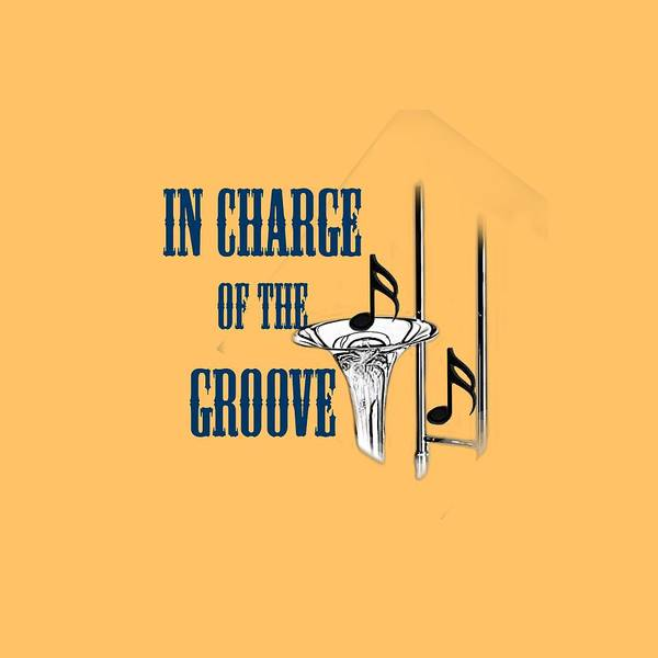 Photograph - Trombones In Charge Of The Groove 5533.02 by M K Miller