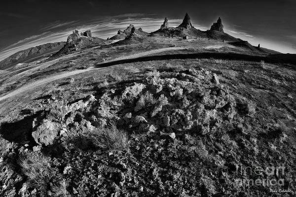Photograph - Trona Pinnacles Eve by Blake Richards