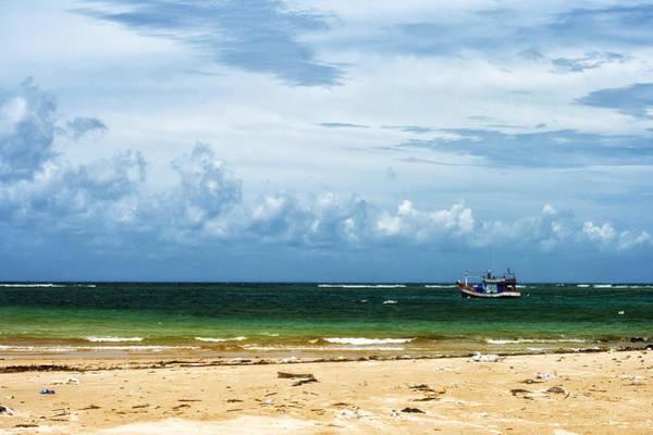 Photograph - Tropical Beach Seascape by Georgia Fowler
