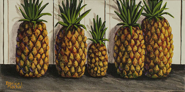 Painting - Tropical Bounty by Darice Machel McGuire