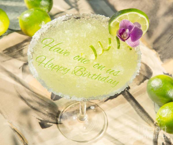 Wall Art - Photograph - Tropical Drink by Iris Richardson