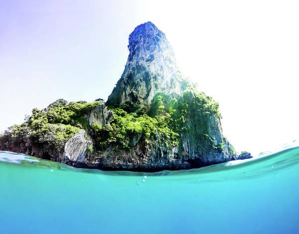 Tropical Paradise Photograph - Tropical Island by Nicklas Gustafsson