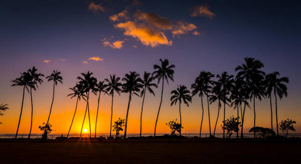 Photograph - Tropical Kauai Sunrise by Pierre Leclerc Photography