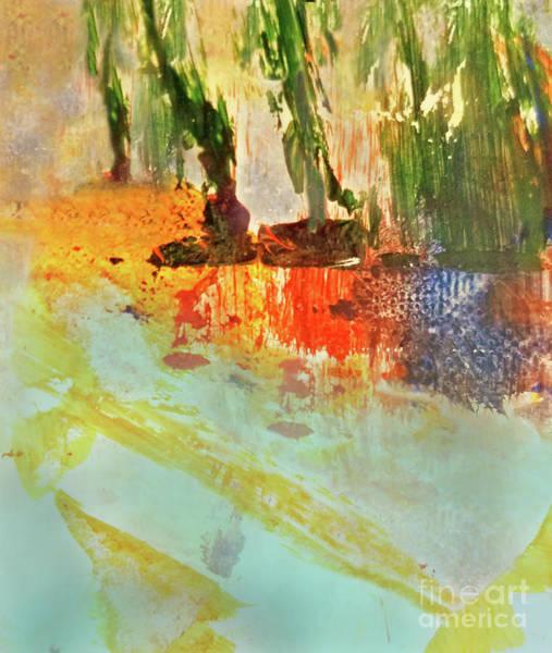 Wall Art - Mixed Media - Tropical Paradise by Sharon Williams Eng