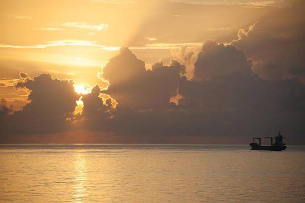 Photograph - Tropical Sunrise by Cliff Wassmann