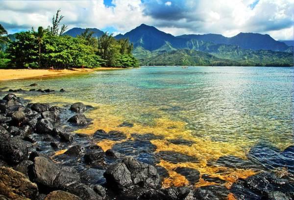 Photograph - Tropical Tides by Lynn Bauer