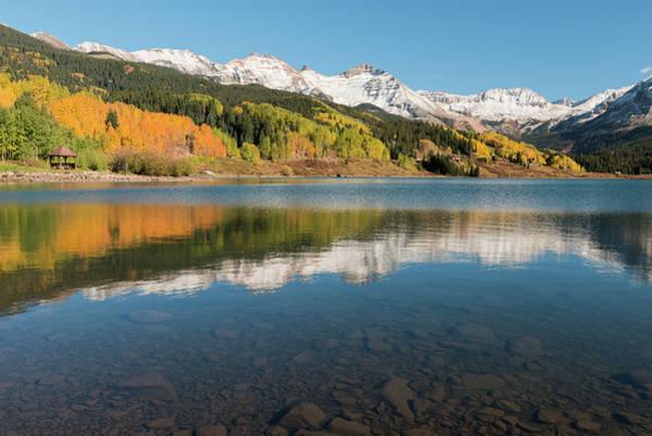 Photograph - Trout Lake, San Juan Mountains, Colorado by Loree Johnson