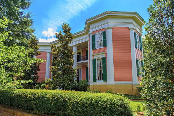 Photograph - T. R. R. Cobb House by Doug Camara
