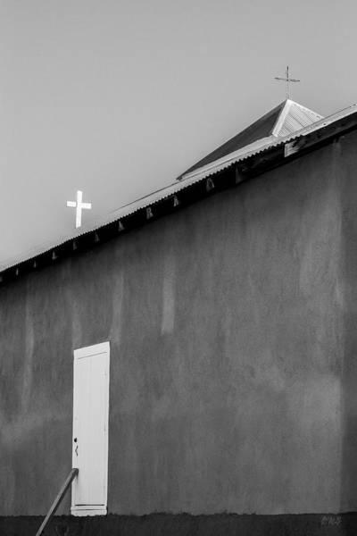 Photograph - Truchas I Bw by David Gordon
