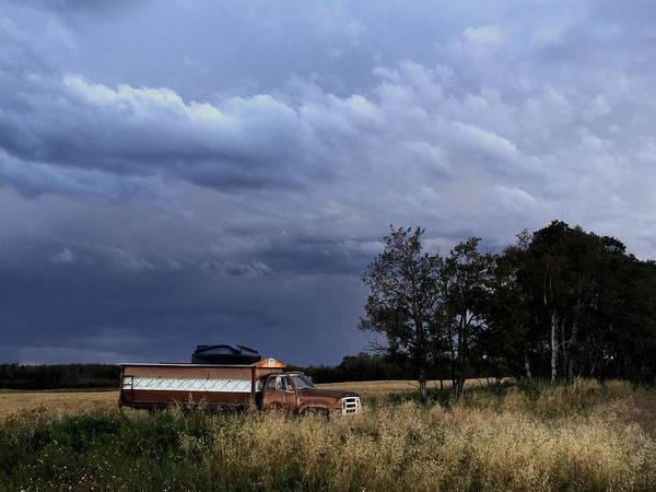 Photograph - Truck by David Matthews