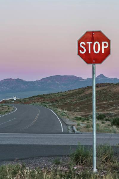 Wall Art - Photograph - Truck Stop by Joshua Ball