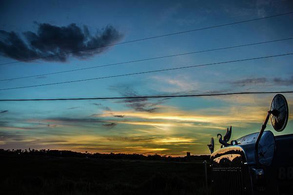Photograph - Truck Stop by Tyson Kinnison