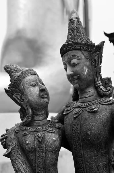 Buddhist Temple Wall Art - Photograph - True Love Ways by Dean Harte
