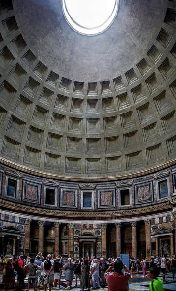 Photograph - True Pantheon by S Paul Sahm