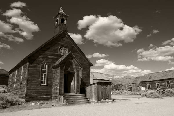Bodie Ghost Town Wall Art - Photograph - True Religion Tobacco by Ricky Barnard