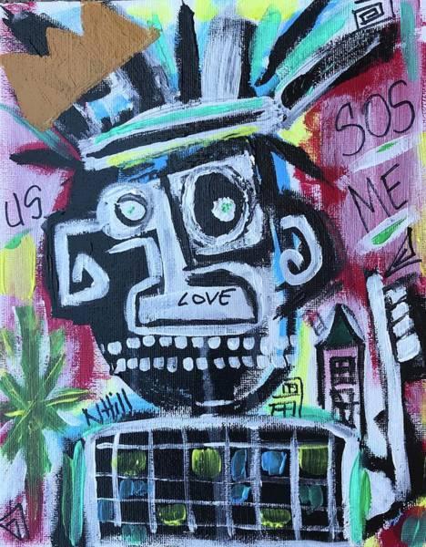 Wall Art - Painting - Trumped  by NiKita Hill