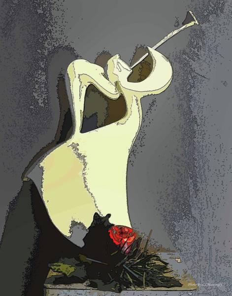 Trumpet Of Joy Art Print