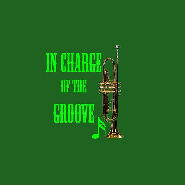 Photograph - Trumpets In Charge Of The Groove 5535.02 by M K Miller
