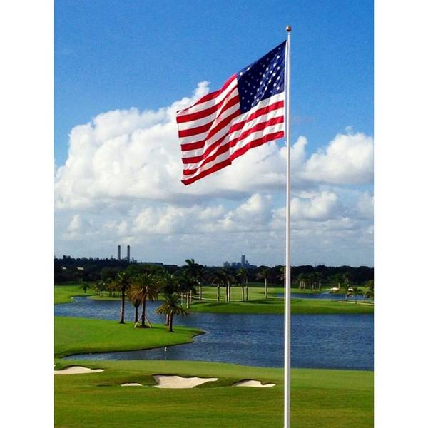 Sport Wall Art - Photograph - #trumpnationaldoral #doral #miami by Juan Silva