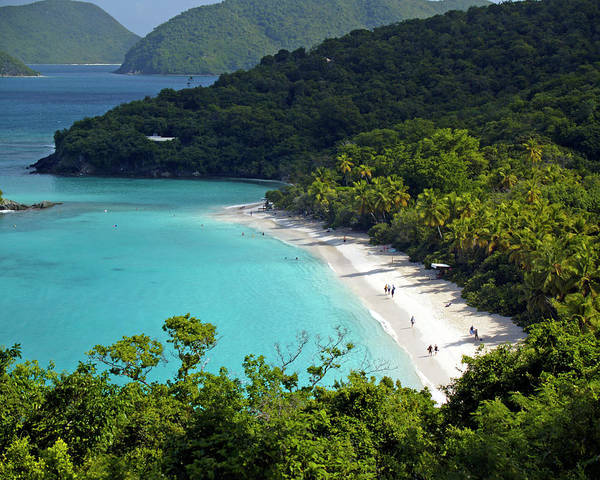 Photograph - Trunk Bay 4 by Pauline Walsh Jacobson