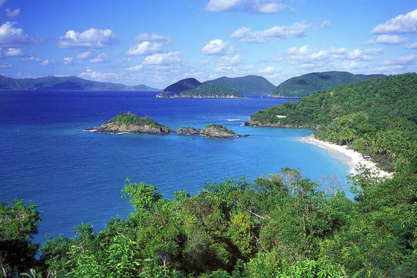 Photograph - Trunk Bay 5 by Pauline Walsh Jacobson