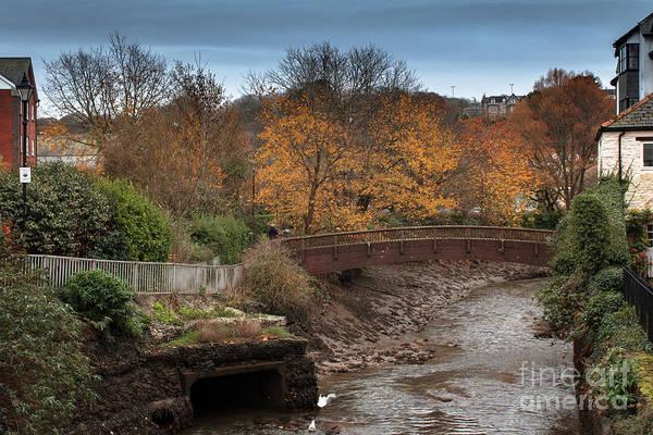 Photograph - Truro River by Brian Roscorla