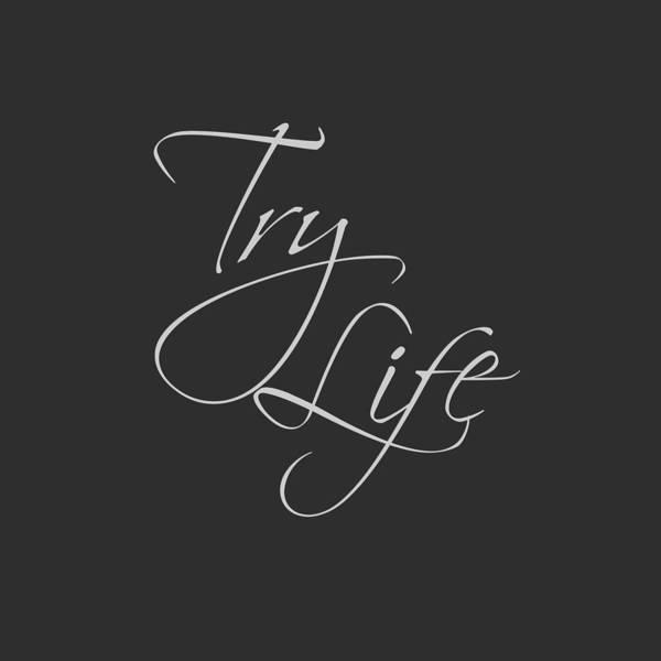 Digital Art - Try Life 2 by M K Miller