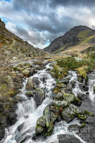 Wall Art - Photograph - Tryfan And Ogwen River by Adrian Evans