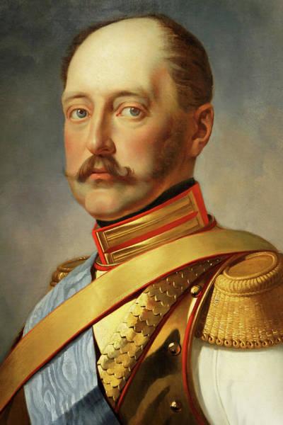 I Dream Painting - Tsar Nicolas I by Mountain Dreams