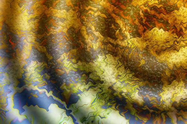 Digital Art - Tsunami by Becky Titus