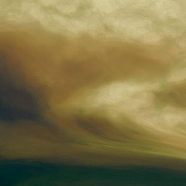 Stormy Digital Art - Tsunami by Lonnie Christopher