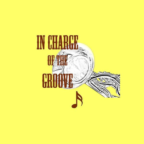 Photograph - Tubas In Charge Of The Groove 5537.02 by M K Miller