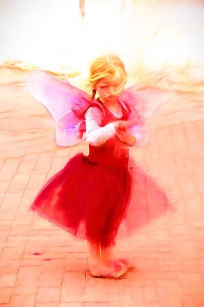 Photograph - Tucson Angel by Alice Gipson