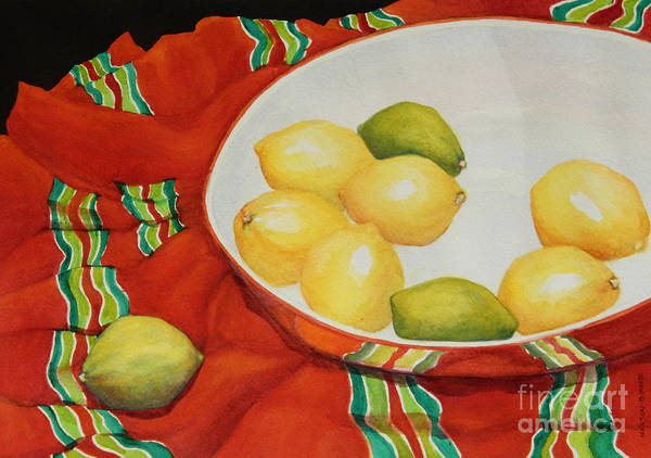 Wall Art - Painting - Tucson Tuesday by Sharon Nelson-Bianco