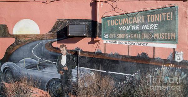 Wall Art - Photograph - Tucumcari Tonite by Twenty Two North Photography