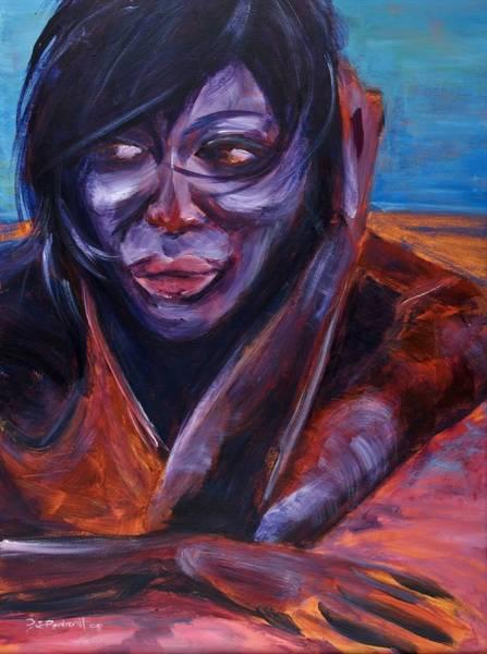Painting - Tuesday by Jason Reinhardt