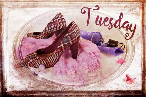 Photograph - Tuesday Shoes by Randi Grace Nilsberg