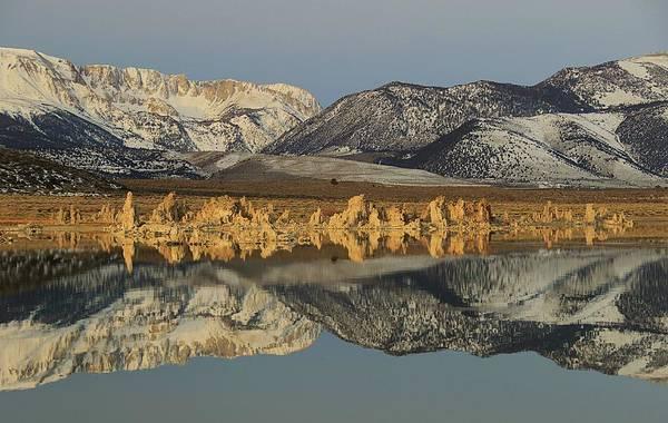 Photograph - Tufa Dawn by Sean Sarsfield
