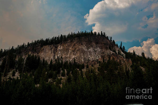 Gulick Photograph - Tuff Cliff by Jeremy Gulick
