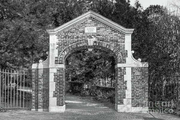 Photograph - Tufts University Gate by University Icons